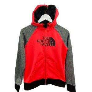 The North Face Hooded Zip-Up Multicolor Jacket S
